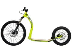 Gravity Scooters DH CORE Самокат MTB&DH green