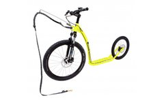 Самокат Footbike KOSTKA MUSHING MAX (G5) yellow