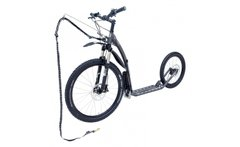 Самокат Footbike KOSTKA MUSHING PRO (G5) dark grey